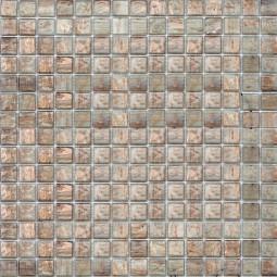 Стеклянная мозаика - 12GA - 327*327 мм
