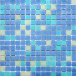 Стеклянная мозаика - 105JC - 327*327 мм