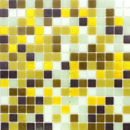 Стеклянная мозаика - 116JC - 327*327 мм