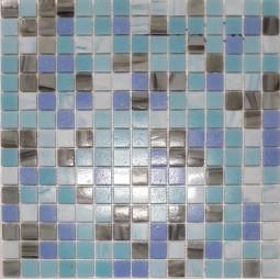 Стеклянная мозаика - 217JC - 327*327 мм
