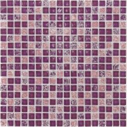 Мозаика из камня и стекла - Himalaia - 305*305 мм