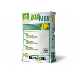 Цементный клей Bioflex