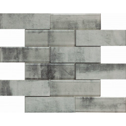 Мраморная мозаика - Sublime Silver 29,8x29,8 187710 - 298*298 мм