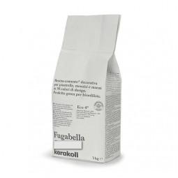 Цементно-смоляная затирочная смесь Fugabella Color 3 кг.