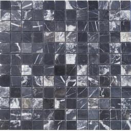 Мраморная мозаика - МЧ-пб-23 - 300*300 мм