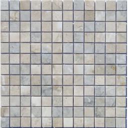 Мраморная мозаика - МГ-пб-15 - 300*300 мм