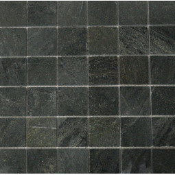 Мозаика из сланца - С33-пб-48 - 300*300 мм