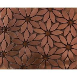 Мозаика из нержавеющей стали - AL20 - 250*300 мм