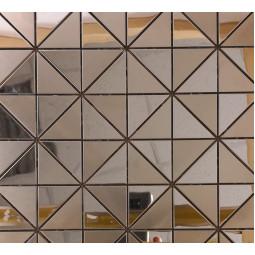 Мозаика из нержавеющей стали - AL23 - 298*298 мм