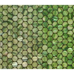 Мозаика из ракушек - P05 - 307*287 мм