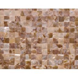 Мозаика из ракушек - P06 - 300*300 мм
