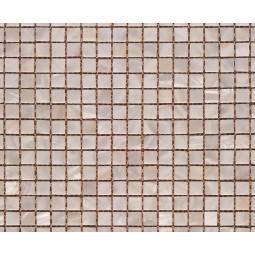 Мозаика из ракушек - P08 - 300*300 мм