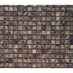Мозаика из ракушек - P12 - 300*300 мм