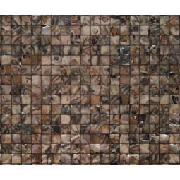 Мозаика из ракушек - P13 - 300*300 мм
