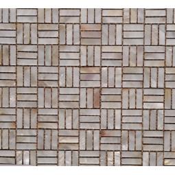 Мозаика из ракушек - P43 - 300*300 мм