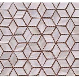 Мозаика из ракушек - P03 - 242*280 мм