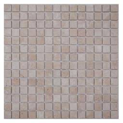 Мозаика из травертина - Light Travertine 20-4T - 305*305 мм