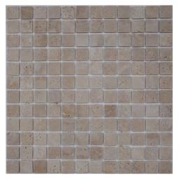 Мозаика из травертина - Light Travertine 23-4T - 305*305 мм