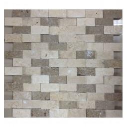 Мозаика из травертина - Mix Travertine (Турция) - 305*305 мм