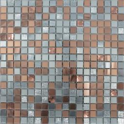Зеркальная мозаика А1504 - 300*300 мм