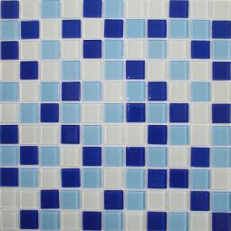 Стеклянная мозаика C005 - 300*300 мм