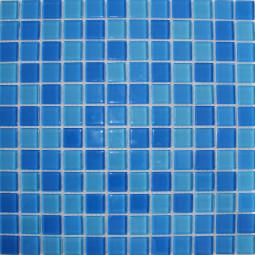 Стеклянная мозаика FA021.022.023 - 300*300 мм