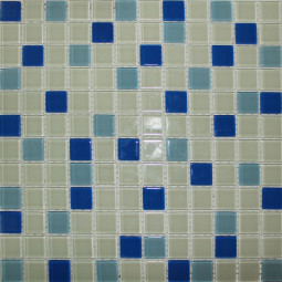 Стеклянная мозаика FA021.025.080A - 300*300 мм