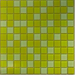 Стеклянная мозаика FA046.048.050 - 300*300 мм