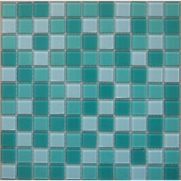Стеклянная мозаика FA056.058.060 - 300*300 мм