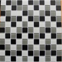 Стеклянная мозаика FA066.070.080  - 300*300 мм