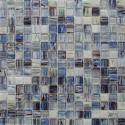 Стеклянная мозаика JS02 - 305*305 мм