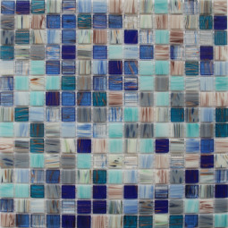 Стеклянная мозаика JS05 - 305*305 мм