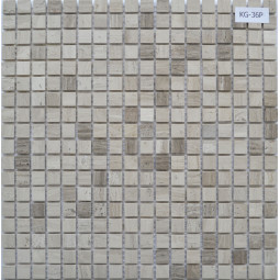 Мозаика из мрамора KG-36P - 305*305 мм