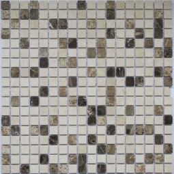Мозаика из мрамора KG-15.33P - 305*305 мм