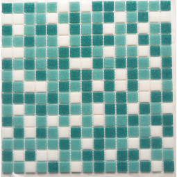 Стеклянная мозаика KG309(на сетке) - 305*305 мм