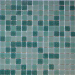 Стеклянная мозаика KG311 (на сетке) - 305*305 мм