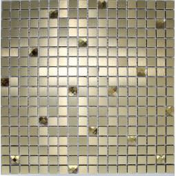 Металлическая мозаика LP02B - 300*300 мм