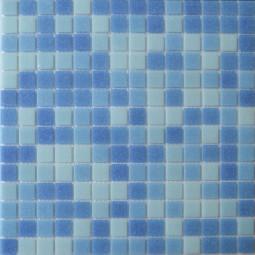 Стеклянная мозаика MCD002 (на сетке) - 305*305 мм