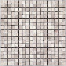 Мраморная мозаика - 4M32-15T - 298*298 мм