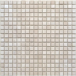 Мозаика из травертина - 4M90-15T - 298*298 мм