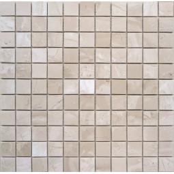 Мозаика из травертина - 4M90-26P - 300*300 мм