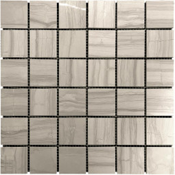 Мраморная мозаика - M034-48P - 305*305 мм