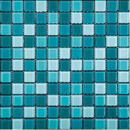 Стеклянная мозаика - CPM-06 - 300*300 мм