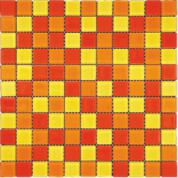 Стеклянная мозаика - CPM-07 - 300*300 мм