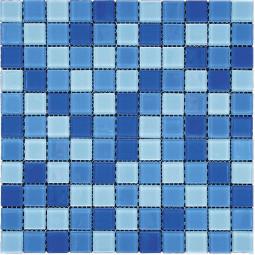 Стеклянная мозаика - CPM-13 - 300*300 мм
