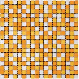 Стеклянная мозаика - KM-008 - 298*298 мм