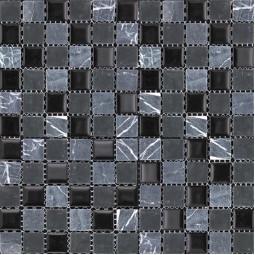 Мозаика из камня и стекла - MSD-411 - 300*300 мм