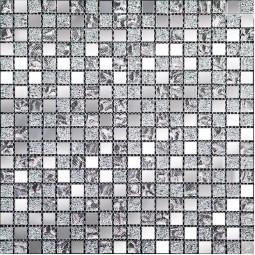 Стеклянная мозаика - QM-1542 - 300*300 мм
