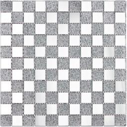 Стеклянная мозаика - QM-2542 - 300*300 мм