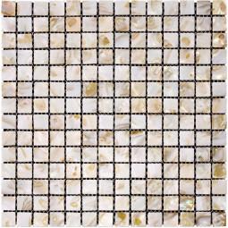 Мозаика из ракушек - SMA-03-20 - 305*305 мм